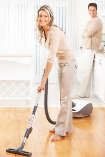 Making your Home a Greener Place by Changing up your Spring Clean